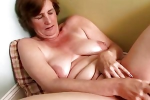 slutty housewife older masturbation