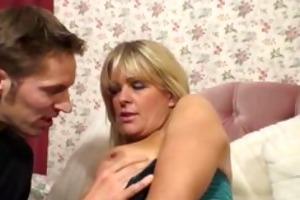 breasty starr receives slammed