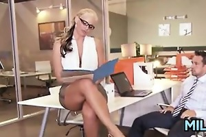 d like to fuck screwed at the office