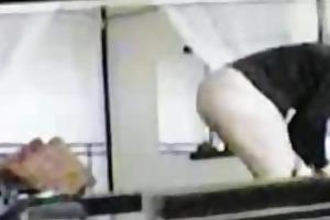 large wazoo mother i andrea caught on spy camera