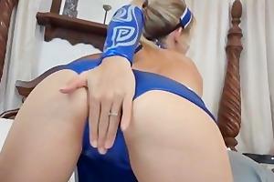mother i kitana battling her cum-hole