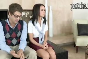 ava addams teaches dillion harper and bf how to