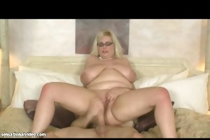 hot large tit mother i t live without cock in her