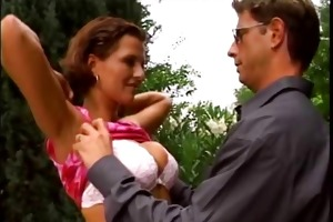 jill bawdy cleft gets pounded