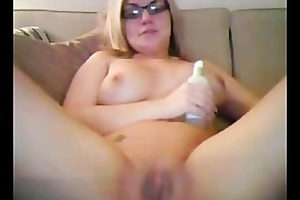 concupiscent mother i with fine tits toying her
