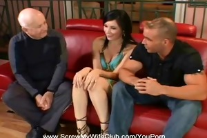 marvelous wife tries some other schlong