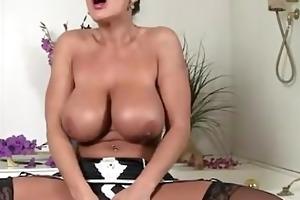 lisa ann fucking herself