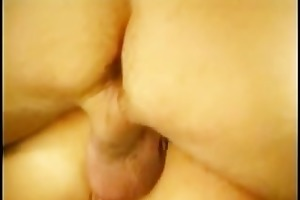 anal screwed golden-haired hottie