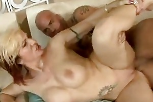 marvelous momma brittany blaze acquires a sticky