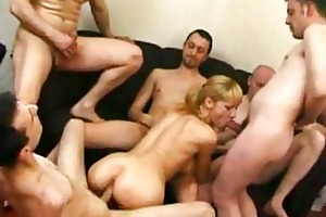 5 boys all over this amatuer d like to fuck pt 36