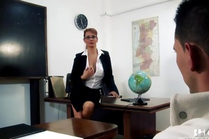 hotgold hawt breasty d like to fuck teacher goes