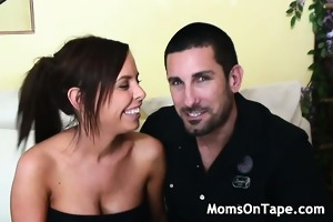 awesome town mama shagging like eager