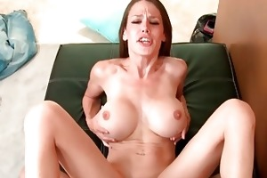youthful seductive bitch wife gives astounding