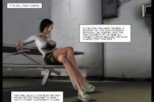 3d comic: freehope. movie 3