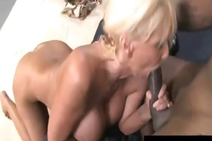 breasty hot milfs have a fun dark cockhard and