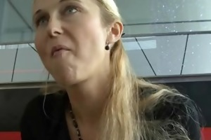 czech streets - golden-haired d like to fuck