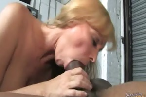 sexy mamma acquires drilled up interracial 23