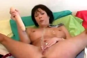 squirting vibrator cum