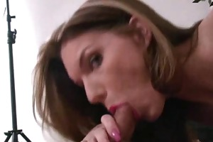 redhead dilettante wife sucking jock 2