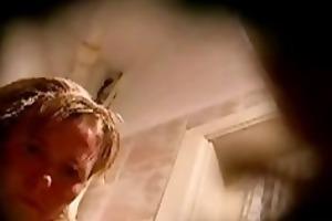 hidden webcam mum washing fur pie in water closet