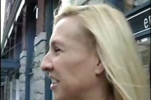 41 year old blond d like to fuck snob gets