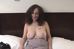 breasty aged acquires throat screwed