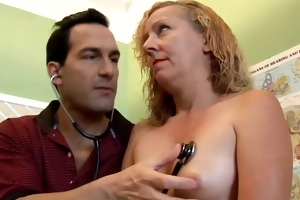 wicked d like to fuck patient copulates the doctor