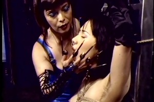 asian cutie tied and sexually tortured