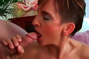 bored milfs satisfy their cum lust