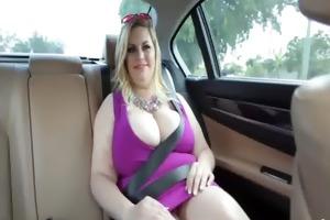 lustful curvy milf tiffany blake picked up and