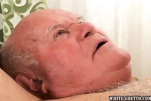 grandpapa t live without jizz pie #03