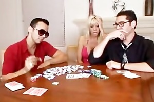 he is loses his wife in a poker game