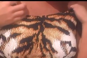 breasty mother i screwed in dark nylons and a