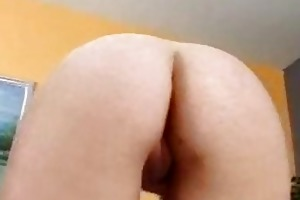 agreeable breasty blond mom with shaggy slit and