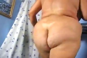 big beautiful woman wazoo bare corpulent booty