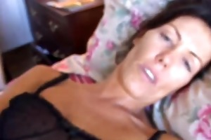 nancy vee perverted dark brown milf