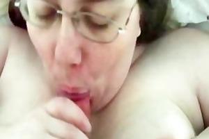 chubby slut mamas alway swallow!