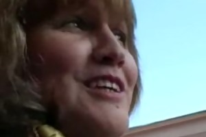 mature mommy drilled by stranger