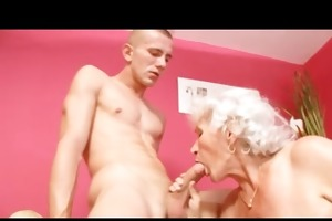 granny norma notches up one more one