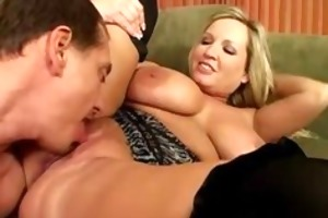 breasty golden-haired mother i likes cum