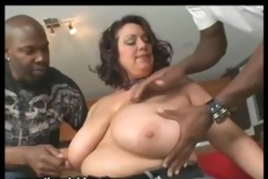 latin chick wife acquires dped by large black
