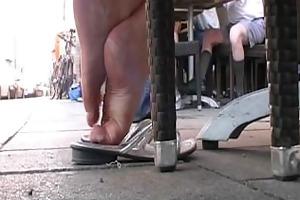 appealing gal soles and scrunching joy