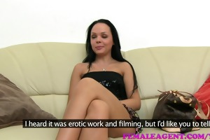 femaleagent hd delicious sex