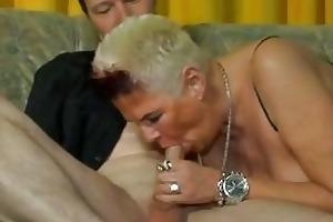 hot german mom