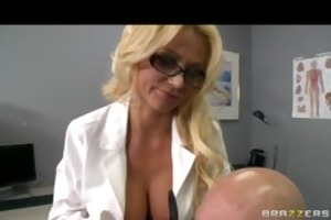 bigtit blond slut mother i doctor screwed hard by